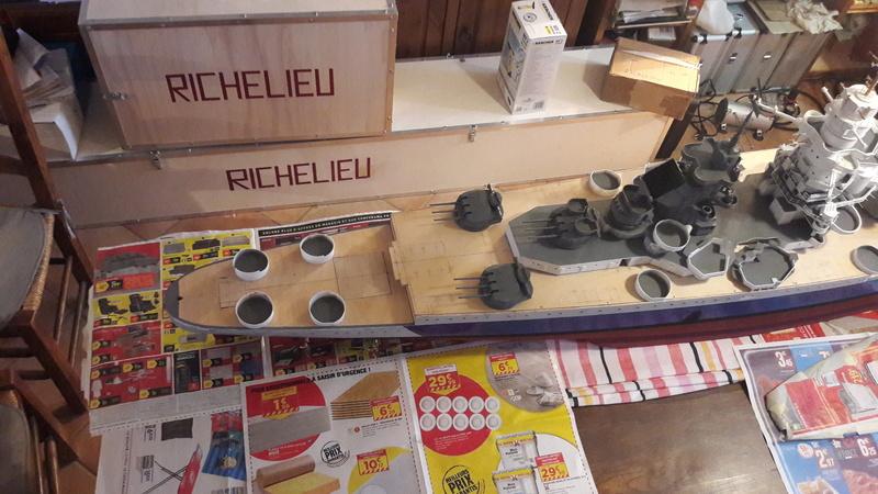 Richelieu au 1/100  - Page 8 20180424