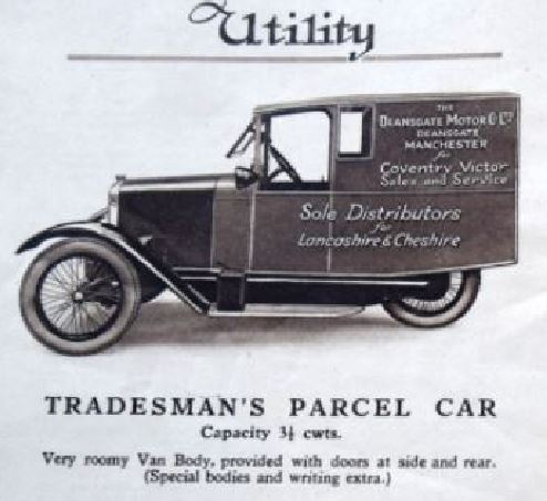Cyclecar utilitaire - Page 4 Covent12