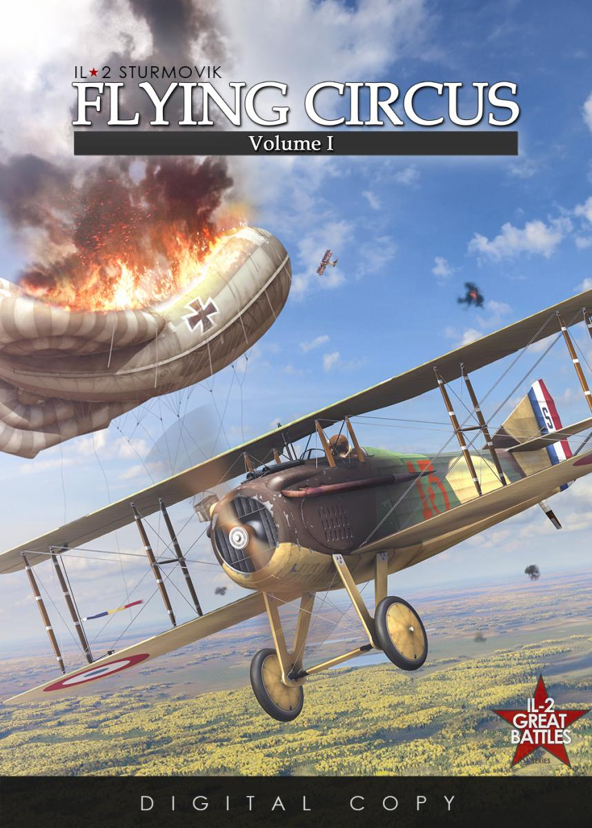 Announcing Battle of Bodenplatte, Flying Circus, Tank Crew a Post-111