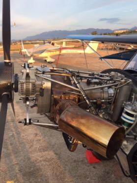 Une turbine pour nos MCR Captur13