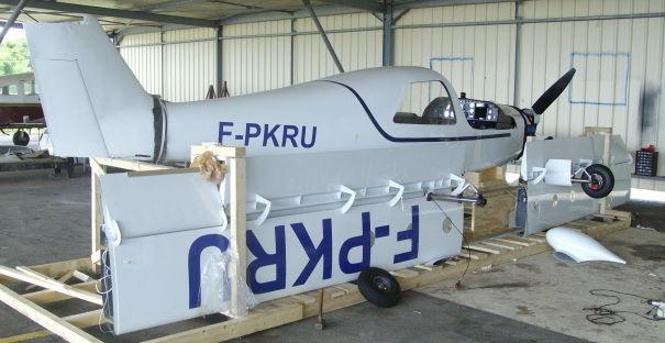F-PKRU le nouveau MCR d'Admin : un MCR 4S Montag10