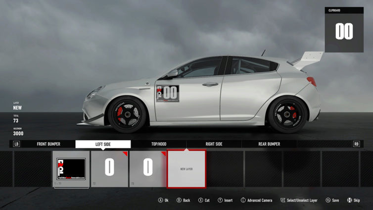 Hot Hatch Challenge Livery Rules  Up_fro10