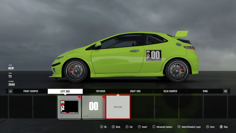 Hot Hatch Challenge Livery Rules  Up_rea10