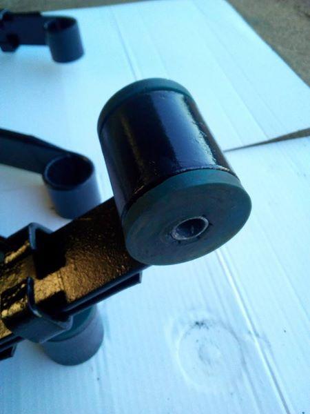 Conjunto molas Samurai com casquilhos de poliuretano Molass11