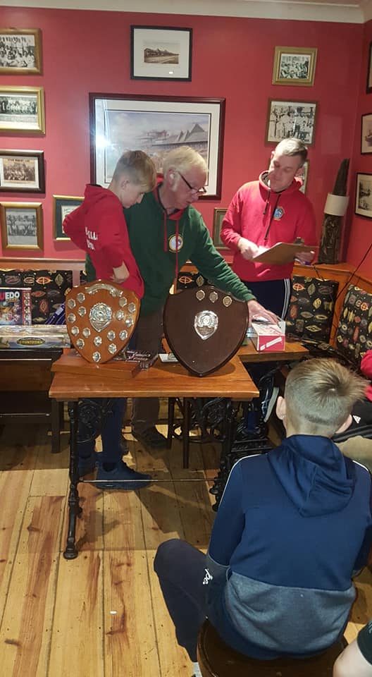 A few photos from the Rinnashark sac Juvenile  2018 Christmas Competition in Cheekpoint C910