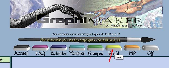 Etape 3: Changer son avatar Images17