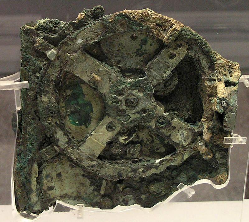 Artefactos arqueológicos fuera de su tiempo o lugar - OOPArt Antici10