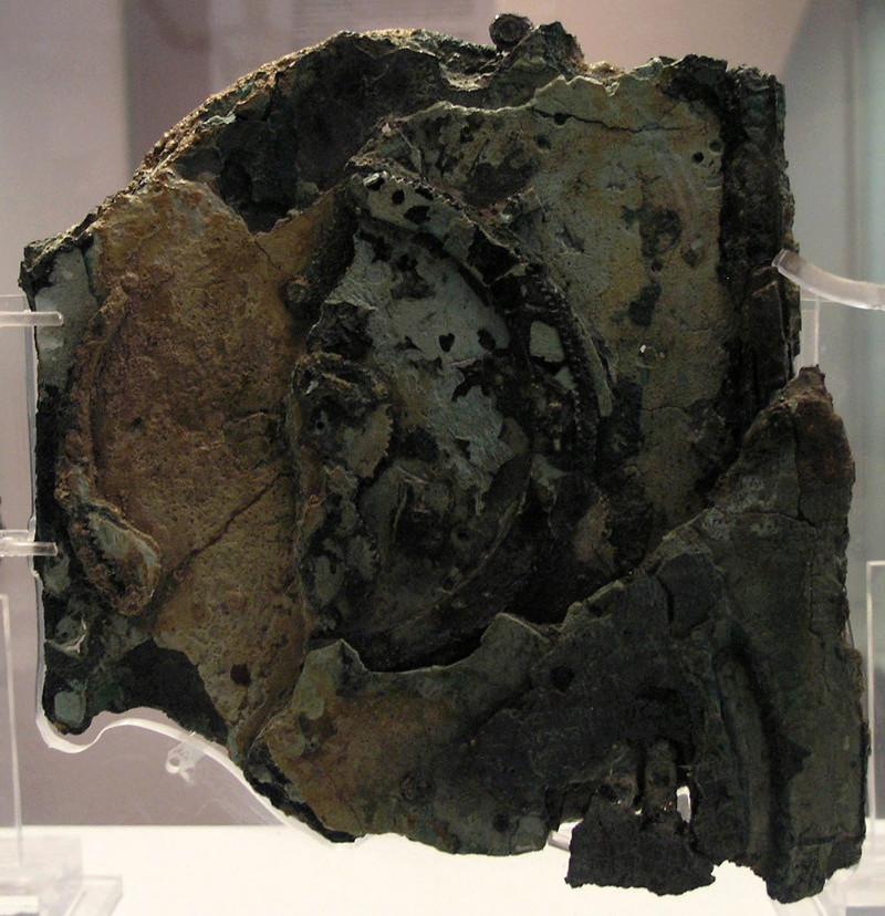 Artefactos arqueológicos fuera de su tiempo o lugar - OOPArt Antici11