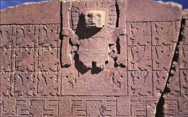 Complejo Tiwanaku Pumapunku (Tiahuanaco - Puma Punku) Pumapu13
