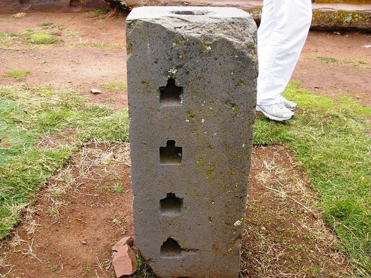 Complejo Tiwanaku Pumapunku (Tiahuanaco - Puma Punku) Pumapu14