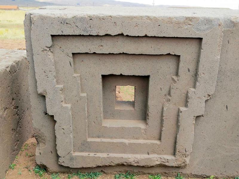 Complejo Tiwanaku Pumapunku (Tiahuanaco - Puma Punku) Pumapu18