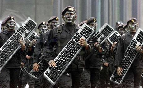 Keyboard Warriors 12310