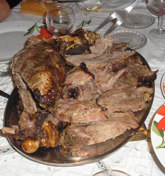 mon repas de paques du 12 avril 2009 Sangli10