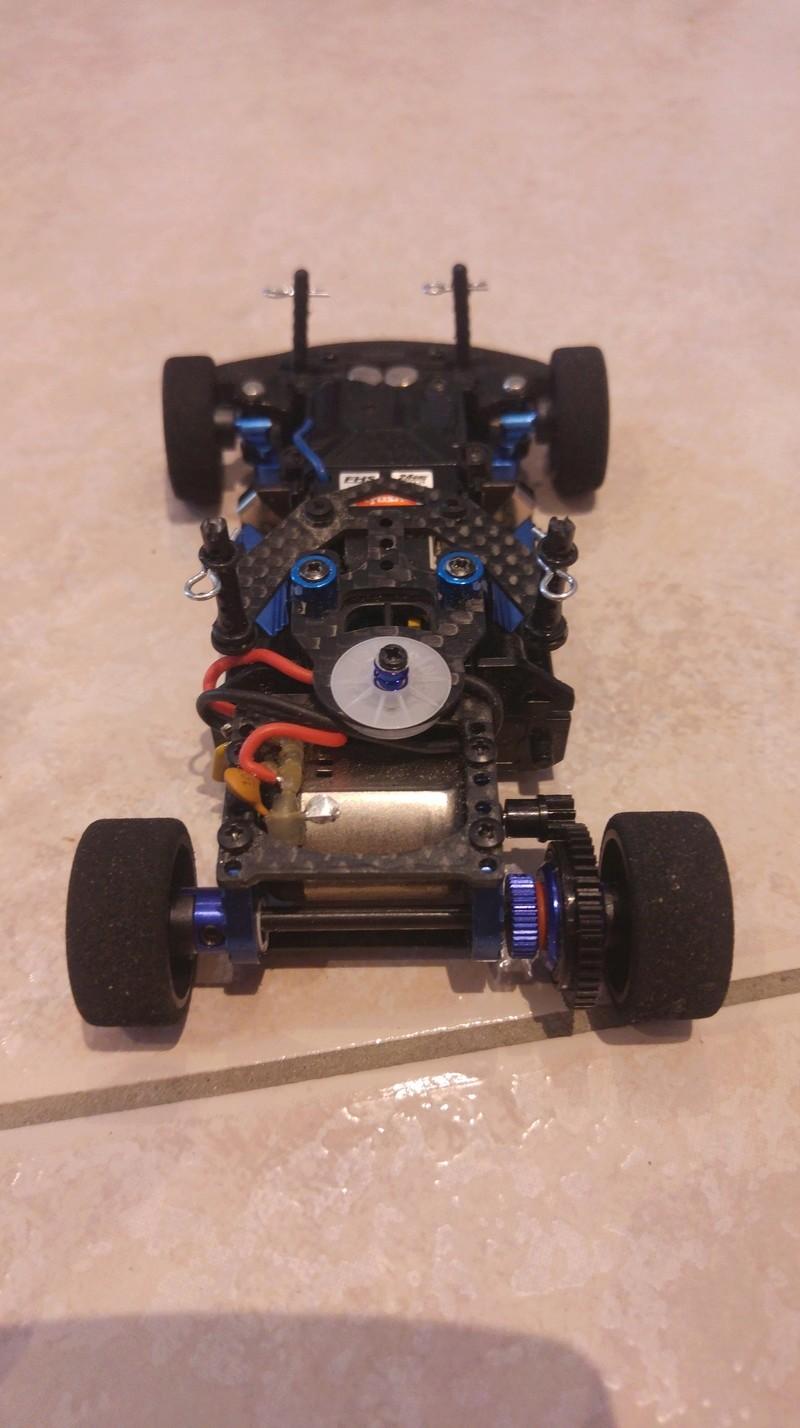 (VENDU) Miniz MR03 Sport audi R8 lexan avec option  20180431