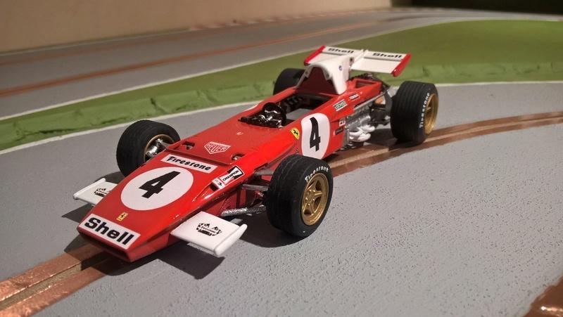 Ferrari 312 B Policar 22904510