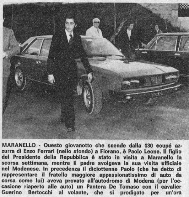 Vasco, Modena e l'Autodromo... - Pagina 2 Leone110