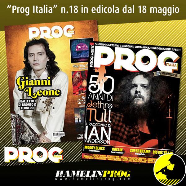 Esce in edicola: PROG ITALIA Magazine. Hp_car10