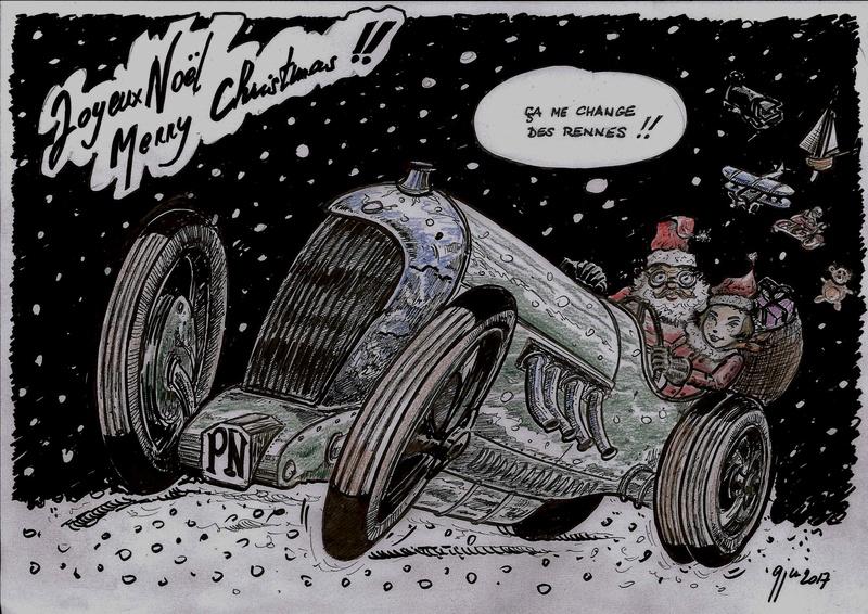 Joyeux Noël Dessin10