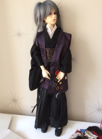 [VD] Rosenlied, Volks robes, kimono SD/MSD, steampunk MNF... 28236013