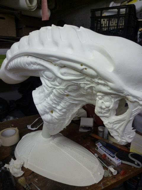 un nouvelle alien a mon tableau de chasse (echelle 1) P1130410