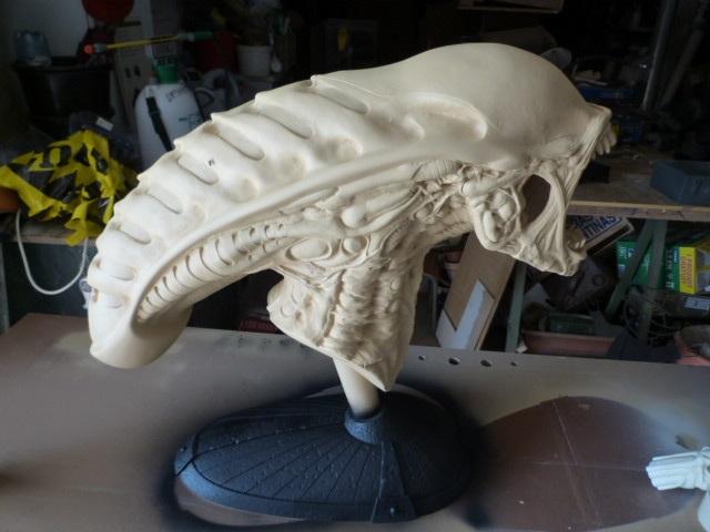 un nouvelle alien a mon tableau de chasse (echelle 1) P1130413