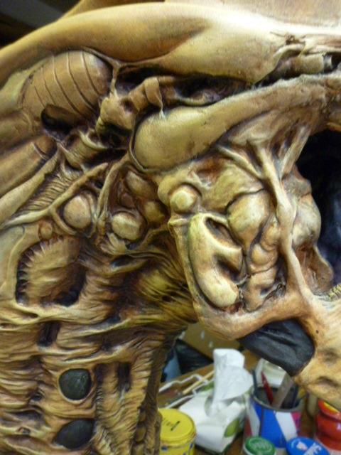 un nouvelle alien a mon tableau de chasse (echelle 1) P1130416