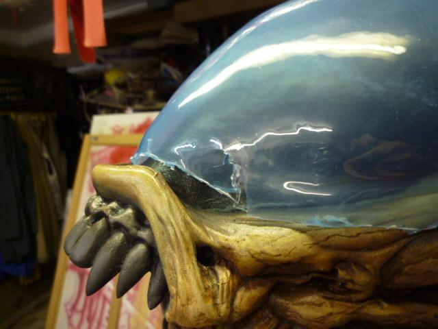 un nouvelle alien a mon tableau de chasse (echelle 1) P1130515