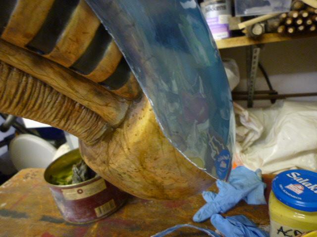 un nouvelle alien a mon tableau de chasse (echelle 1) P1130516