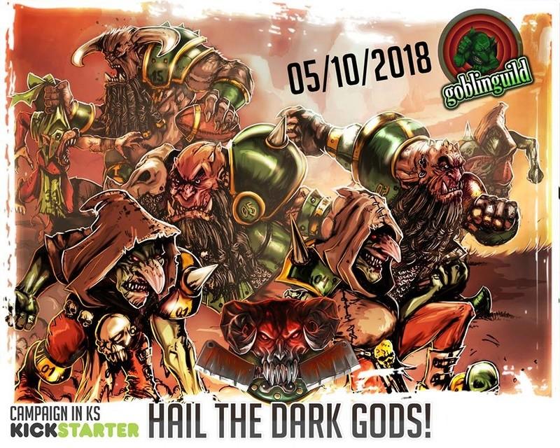 [Kickstarter] Enanos del Caos - Goblin Guild Miniatures 31968110