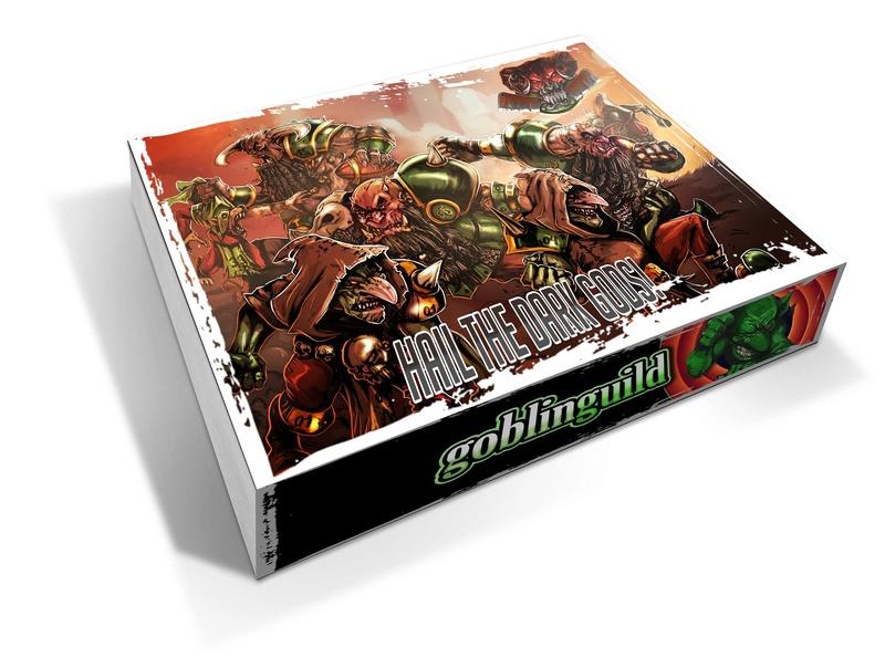 [Kickstarter] Enanos del Caos - Goblin Guild Miniatures 32073110
