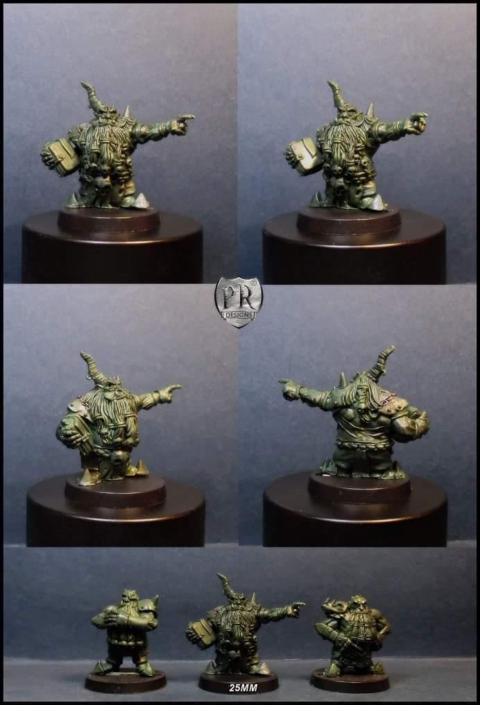 [Kickstarter] Enanos del Caos - Goblin Guild Miniatures Coachg10