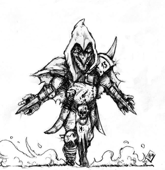 [Kickstarter] Enanos del Caos - Goblin Guild Miniatures Da4sx910