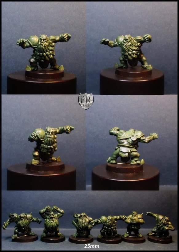 [Kickstarter] Enanos del Caos - Goblin Guild Miniatures Def01g10