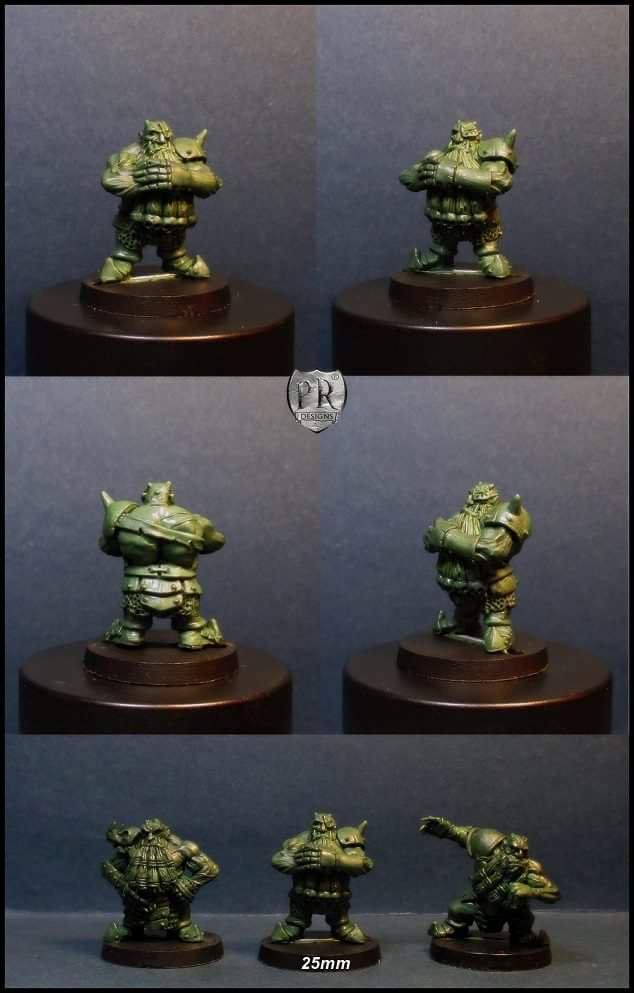 [Kickstarter] Enanos del Caos - Goblin Guild Miniatures Def02g10