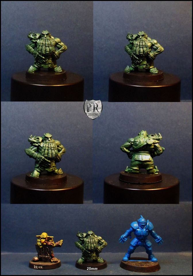 [Kickstarter] Enanos del Caos - Goblin Guild Miniatures Def03g10