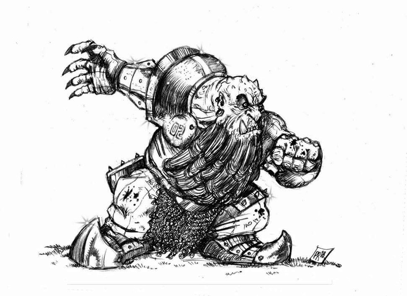 [Kickstarter] Enanos del Caos - Goblin Guild Miniatures Def0410