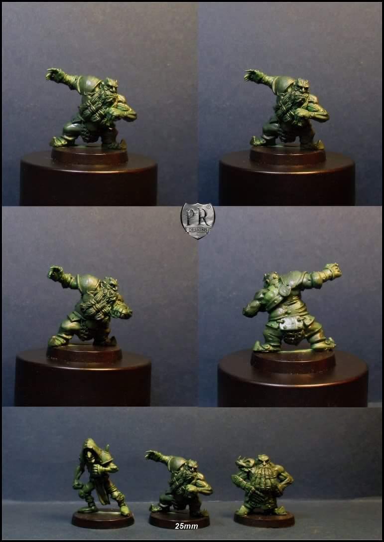 [Kickstarter] Enanos del Caos - Goblin Guild Miniatures Def04g10