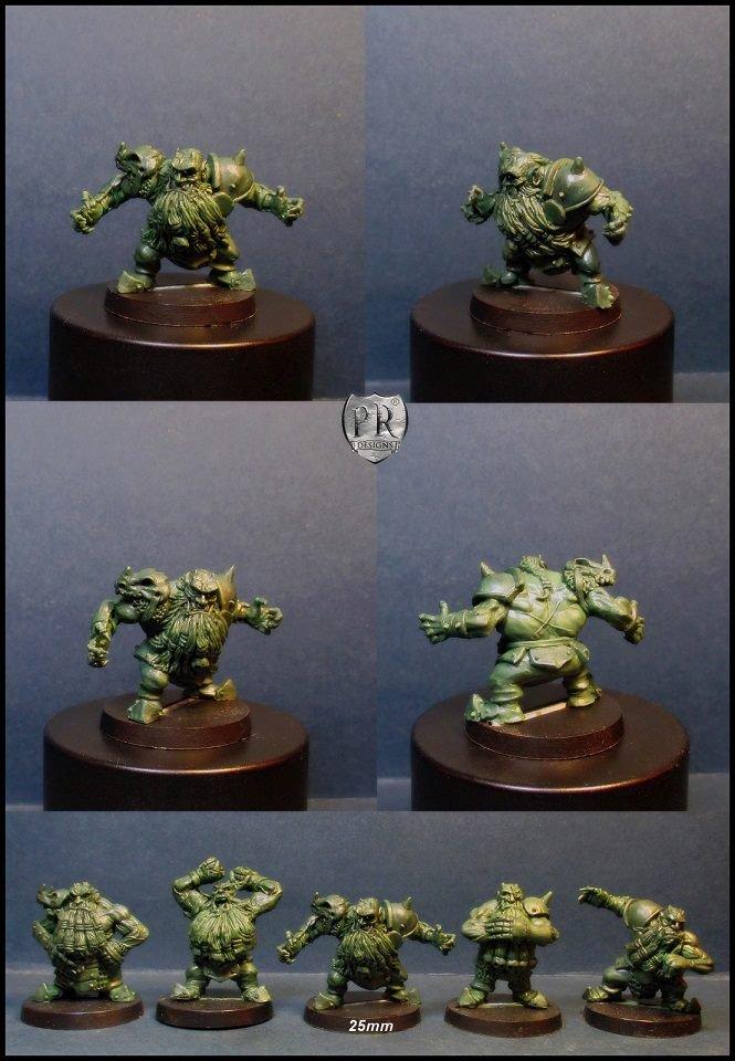 [Kickstarter] Enanos del Caos - Goblin Guild Miniatures Def05g10