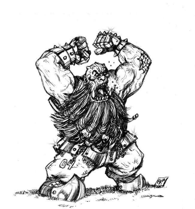 [Kickstarter] Enanos del Caos - Goblin Guild Miniatures Def0610