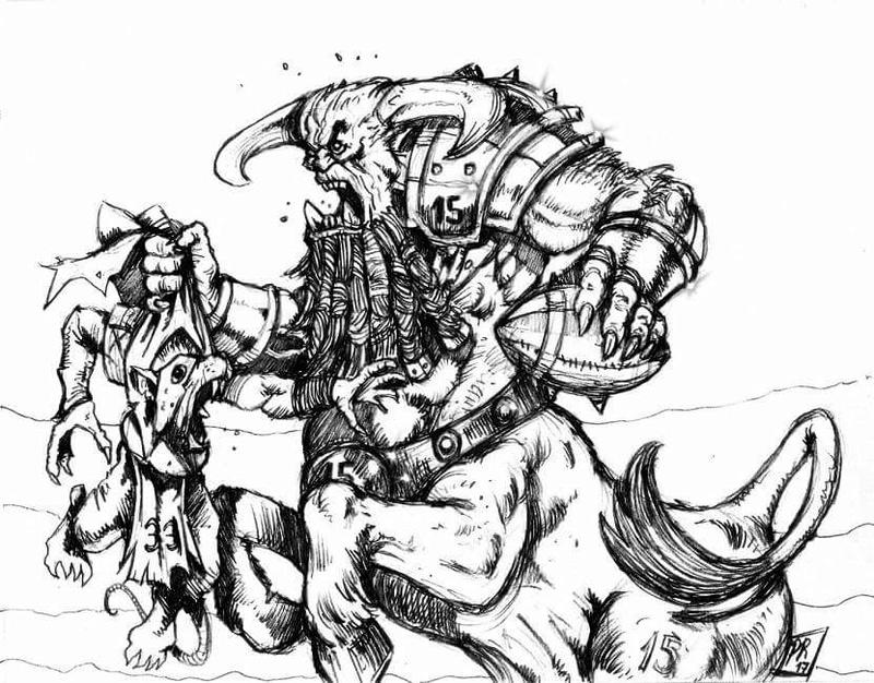 [Kickstarter] Enanos del Caos - Goblin Guild Miniatures Dm-w4610