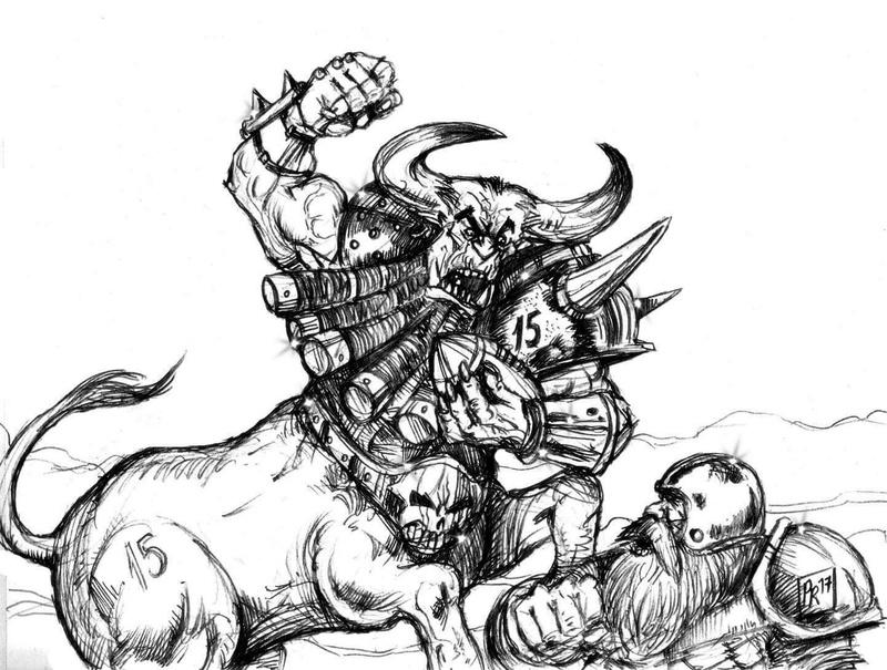 [Kickstarter] Enanos del Caos - Goblin Guild Miniatures Drffyp10