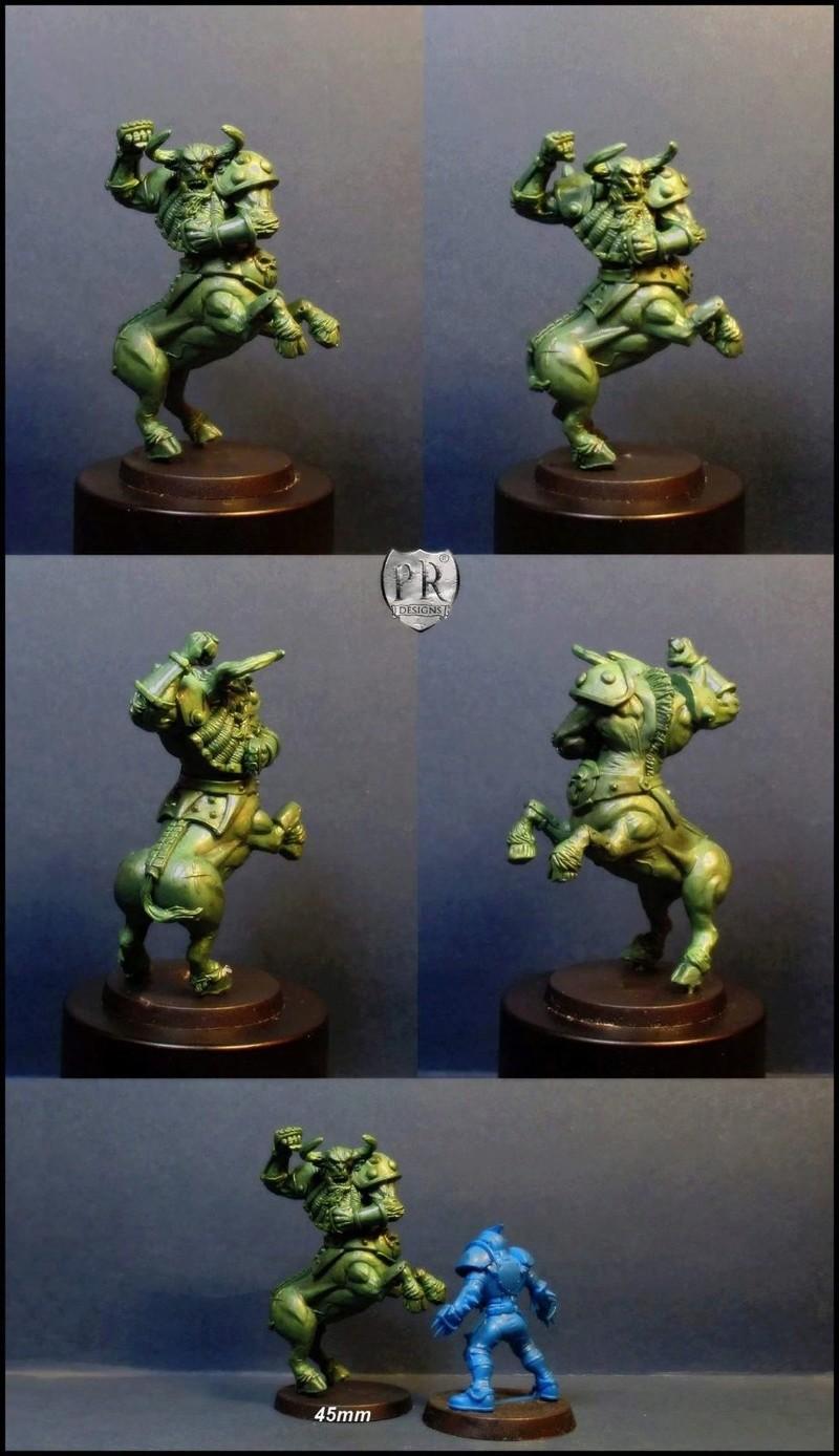 [Kickstarter] Enanos del Caos - Goblin Guild Miniatures Duud4x10