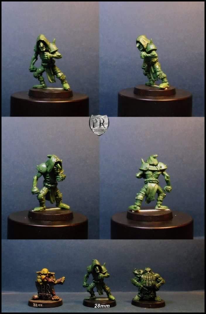 [Kickstarter] Enanos del Caos - Goblin Guild Miniatures Dwefp710