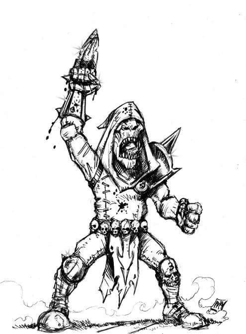 [Kickstarter] Enanos del Caos - Goblin Guild Miniatures Dxjhi310