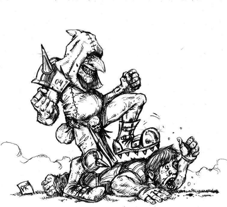 [Kickstarter] Enanos del Caos - Goblin Guild Miniatures Dxmhhq10