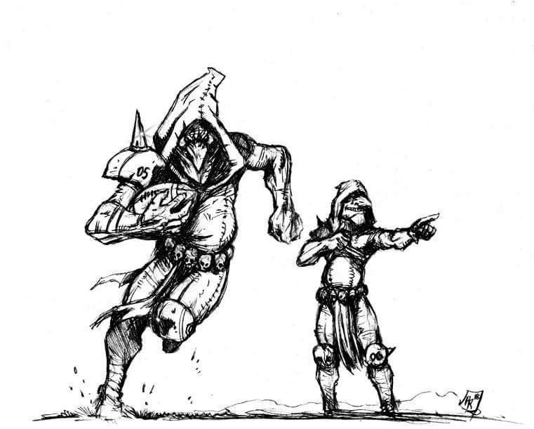[Kickstarter] Enanos del Caos - Goblin Guild Miniatures Dybd1g10