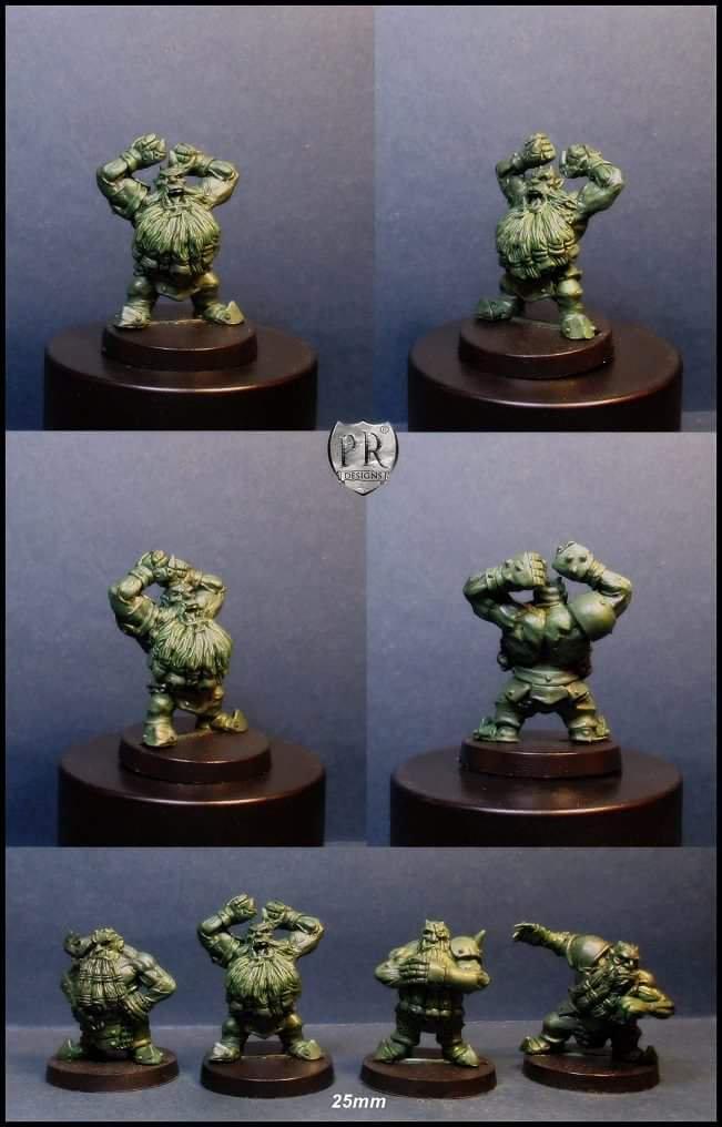 [Kickstarter] Enanos del Caos - Goblin Guild Miniatures Dznwqn10