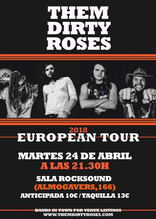 Jam Bands, Southern Rock y Roots music!!!!!! - Página 12 Themdi10