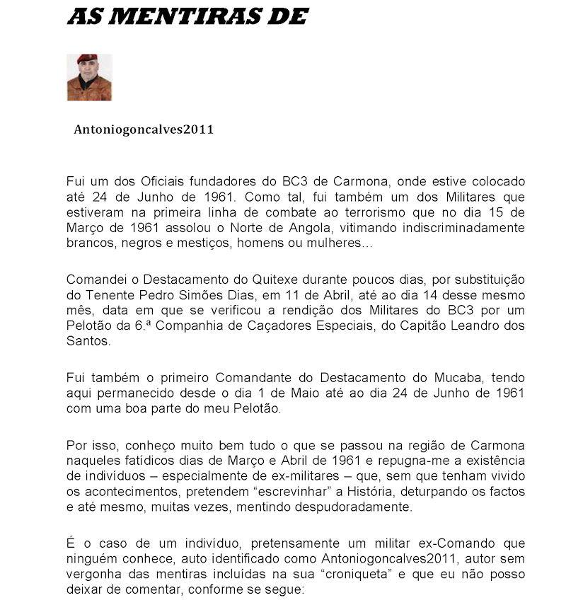 «HERÓIS DE MUCABA ANGOLA 1961» - As mentiras de Antoniogoncalves2011 01muca10