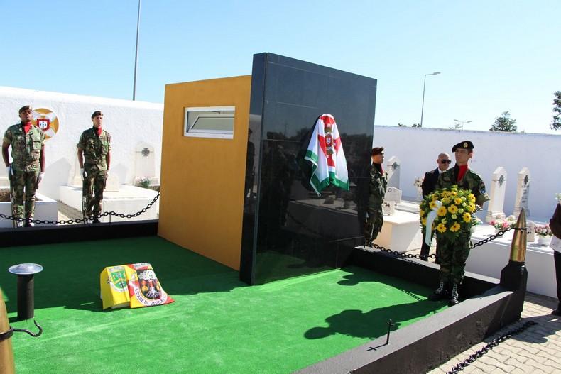Vendas Novas: Cerimónia de homenagem aos antigos combatentes falecidos 0210